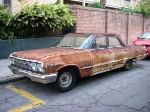 New - Chevy Impala