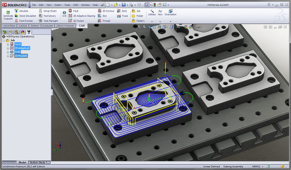HSMExpress – The Free CAM Solution | The CNC Report